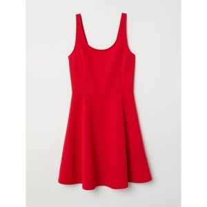 Sexy red dress super stretchy body con m…